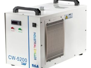 CW-5200 industrial water chiller peripherals cw-5000