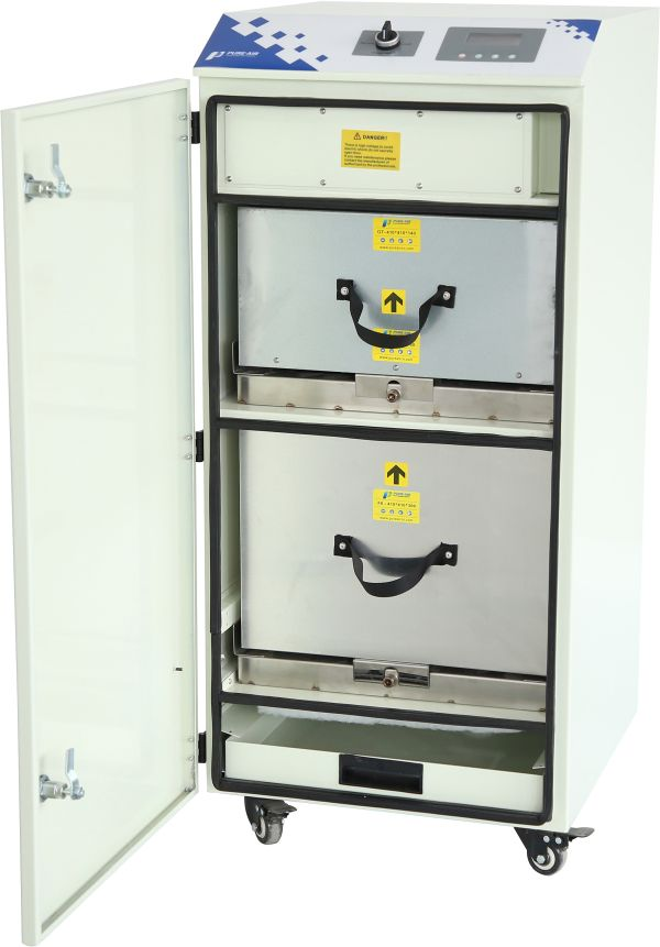 hepa 700 fume filter system for CO2 laser machines