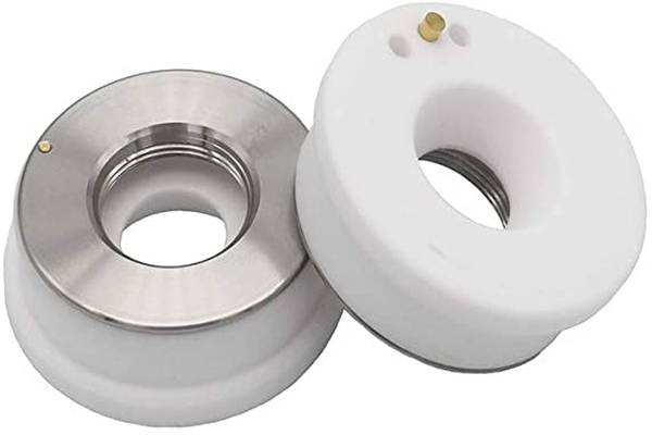 Raytools ceramic spare wear part replacement ring spare parts laserhead